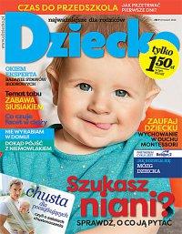 Dziecko 9/2016 - Opracowanie zbiorowe - eprasa
