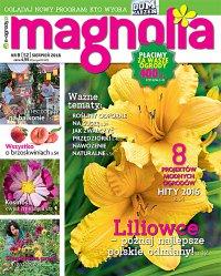 Magnolia 8/2016 - Opracowanie zbiorowe - eprasa