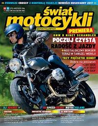 Świat Motocykli 9/2016 - Opracowanie zbiorowe - eprasa