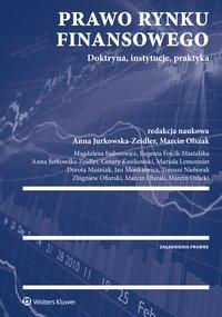 Prawo rynku finansowego - Eugenia Fojcik-Mastalska - ebook
