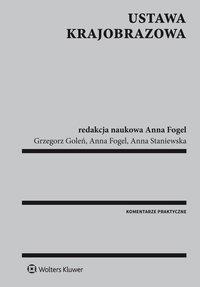 Ustawa krajobrazowa - Anna Staniewska - ebook