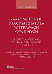 Zarys metodyki pracy mediatora w sprawach cywilnych