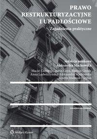 Prawo restrukturyzacyjne i upadłościowe. Zagadnienia praktyczne - Anetta Malmuk-Cieplak - ebook