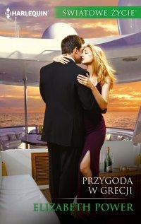 Przygoda w Grecji - Elizabeth Power - ebook