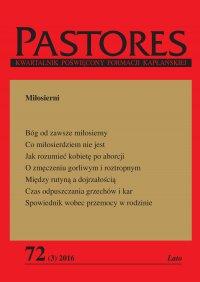 Pastores 72 (3) 2016 - Opracowanie zbiorowe - eprasa