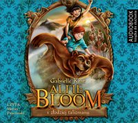 Alfie Bloom i złodziej talizmanu - Gabrielle Kent - audiobook
