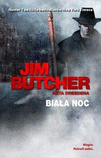Biała noc. Akta Dresdena - Jim Butcher - ebook