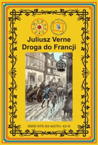 Droga do Francji - Juliusz Verne - ebook