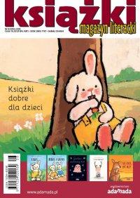 Magazyn Literacki KSIĄŻKI 8/2016