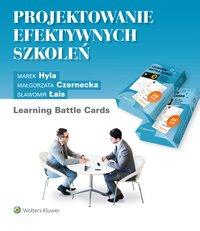 Projektowanie efektywnych szkoleń. Learning Battle Cards - Małgorzata Czernecka - ebook