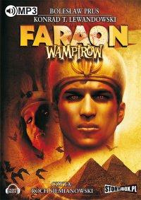 Faraon wampirów - Konrad T. Lewandowski - audiobook
