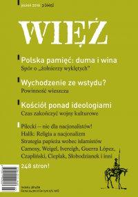 Więź 3/2016 - Opracowanie zbiorowe - eprasa