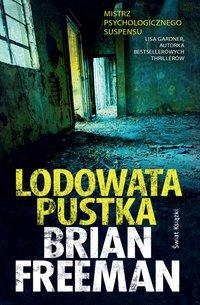 Lodowata pustka - Brian Freeman - ebook