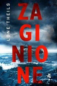 Zaginione - Lone Theils - ebook