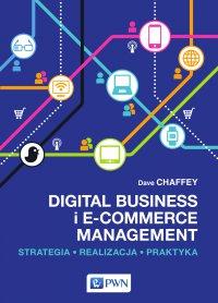 Digital business i e-commerce management - Dave Chaffey - ebook