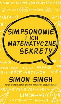 Simpsonowie i ich matematyczne sekrety - Dr.  Simon Singh - ebook