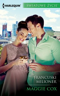 Francuski milioner - Maggie Cox - ebook