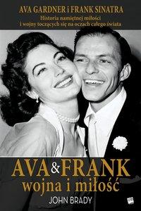Ava&Frank: Wojna i miłość - John Brady - ebook