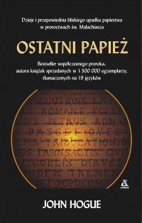 Ostatni papież - John Hogue - ebook