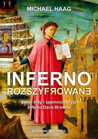 Inferno rozszyfrowane - Michael Haag - ebook