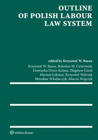 Outline of Polish Labour Law System - Krzysztof Wojciech Baran - ebook