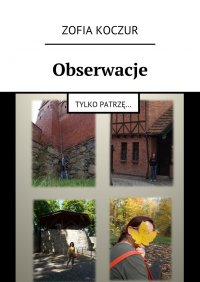 Obserwacje - Zofia Koczur - ebook