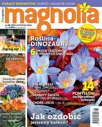 Magnolia 11/2016 - Opracowanie zbiorowe - eprasa