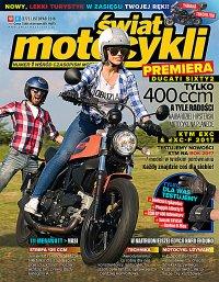 Świat Motocykli 11/2016 - Opracowanie zbiorowe - eprasa
