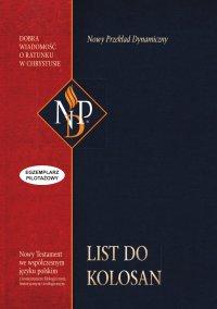 List do Kolosan (NPD) - Opracowanie zbiorowe - ebook