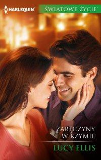 Zaręczyny w Rzymie - Lucy Ellis - ebook