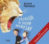 Przygoda ma kolor niebieski - Renata Piątkowska - audiobook
