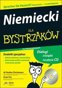 Niemiecki dla bystrzaków - Paulina Christensen - ebook