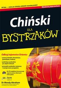 Chiński dla bystrzaków - Wendy Abraham - ebook