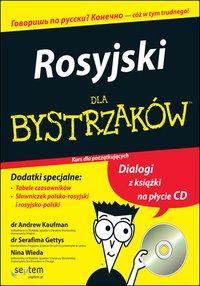 Rosyjski dla bystrzaków - dr Andrew Kaufman - ebook