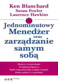 Jednominutowy Menedżer oraz zarządzanie samym sobą - Ken Blanchard - ebook