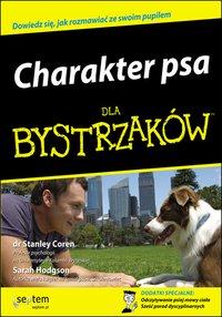 Charakter psa dla bystrzaków - dr Stanley Coren - ebook
