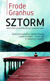 Sztorm - Frode Granhus - ebook