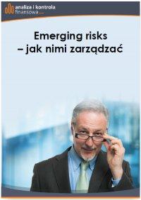 Emerging risks – jak nimi zarządzać