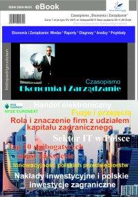 Czasopismo Ekonomia i Zarządzanie nr 6 lis/2013