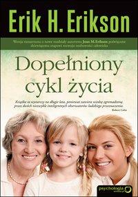 Dopełniony cykl życia - Erik H. Erikson - ebook