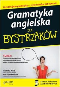 Gramatyka angielska dla bystrzaków - Lesley J. Ward - ebook