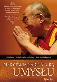 Medytacja nad naturą umysłu - Dalai Lama - ebook