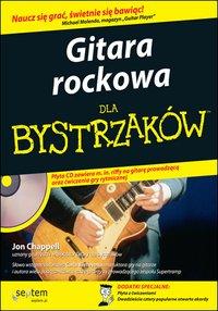 Gitara rockowa dla bystrzaków - Jon Chappell - ebook