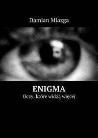 Enigma - Damian Miazga - ebook