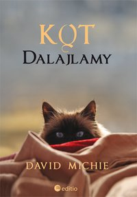 Kot Dalajlamy - David Michie - ebook
