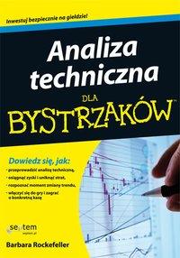 Analiza techniczna dla bystrzaków - Barbara Rockefeller - ebook