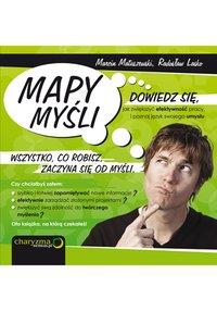 Mapy Myśli. Dowiedz się, jak zwiększyć efektywność pracy, i poznaj język swojego umysłu - Marcin Matuszewski - ebook