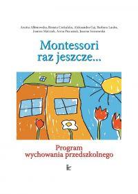 Odkryjmy Montessori raz jeszcze... Program wychowania przedszkolnego