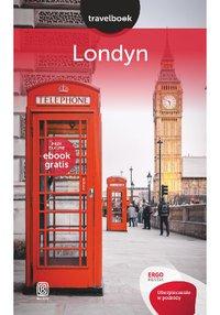 Londyn. Travelbook. Wydanie 1 - Zofia Reych - ebook