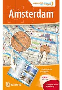Amsterdam. Przewodnik-celownik. Wydanie 1 - Katarzyna Byrtek - ebook